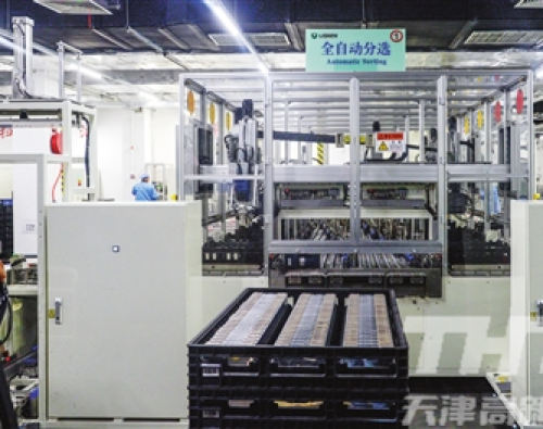 智能天津 加速推进 产品生产采用机器全自动分选,天津泰斯特,干燥箱,马弗炉,真空干燥箱,培养箱