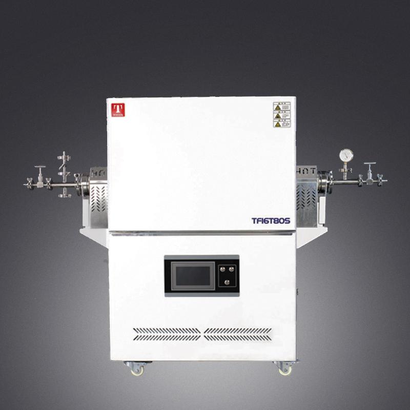 1600℃真空/气氛管式炉(TF)万博体育matext手机