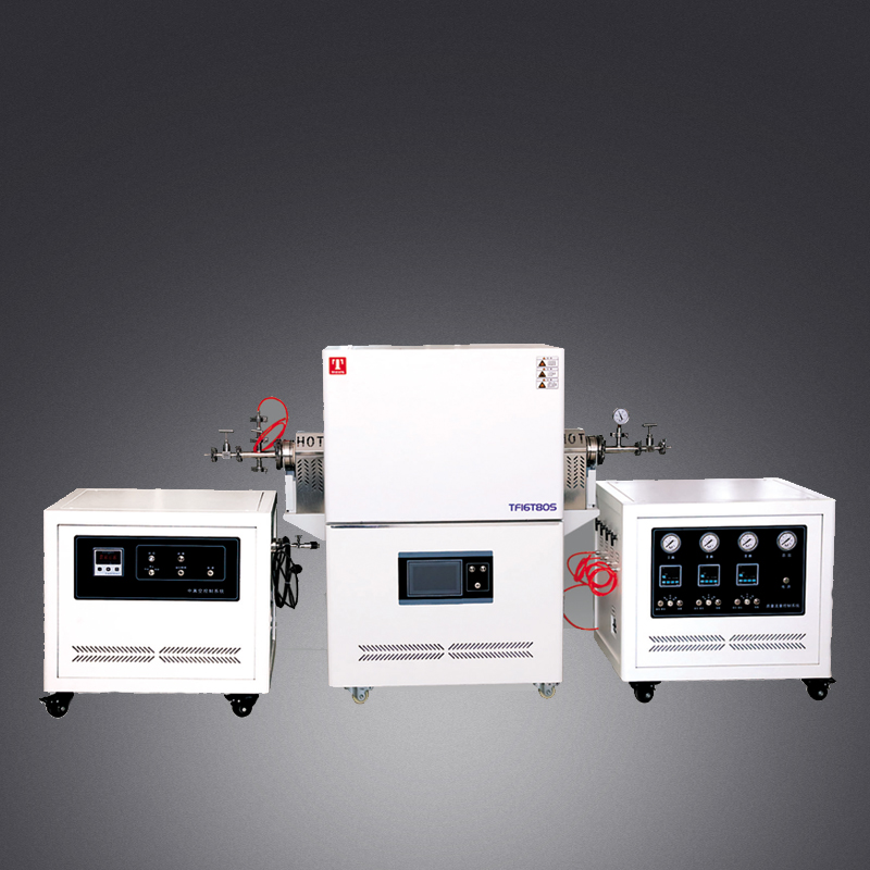 1600℃真空/气氛管式炉CVD系统(CVD-TF)